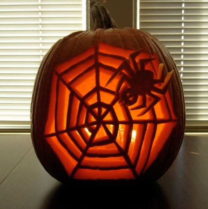 Decorated pumpkins to spice up your porch this halloween